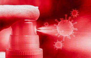 koronavirus površine