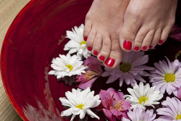 Neugodnog mirisa stopala